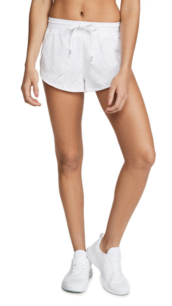 Free People Movement Salt Spray Shorts in white