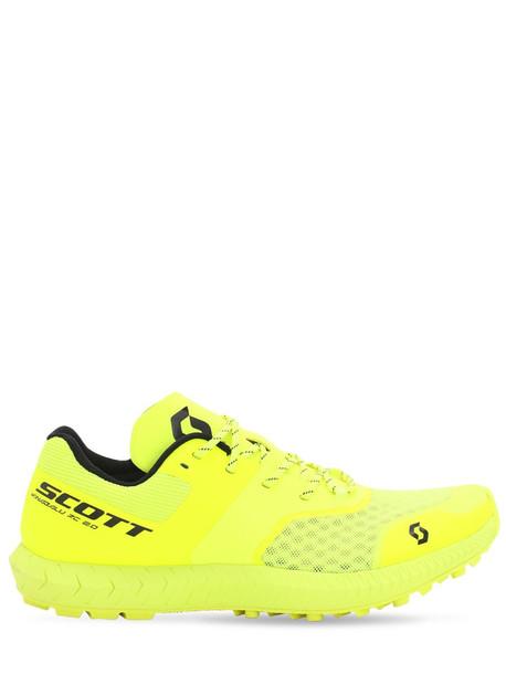 SCOTT Kinabalu Rc 2.0 Trail Running Sneakers in yellow