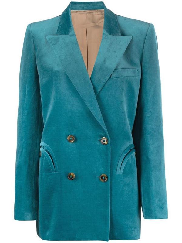Blazé Milano Everynight double-breasted blazer in blue