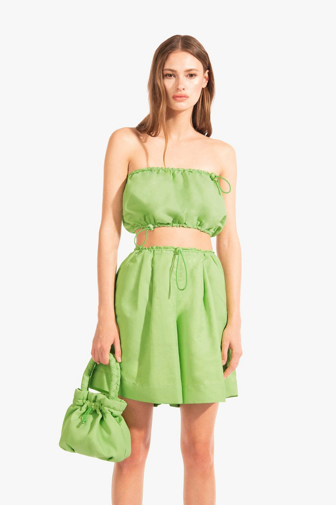 Staud GIGI TOP | PISTACHIO