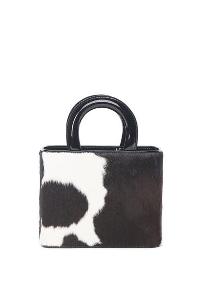 Staud NIC BAG | COW PRINT