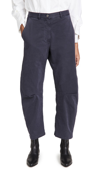 Nili Lotan Carpenter Pants in navy