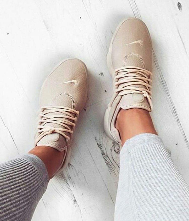 shoes nike beige