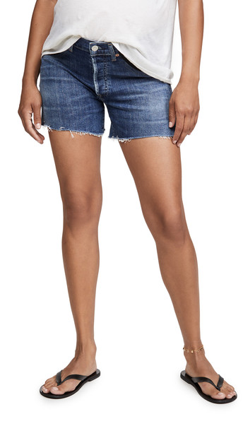 Citizens of Humanity Maternity Marlow Easy Shorts