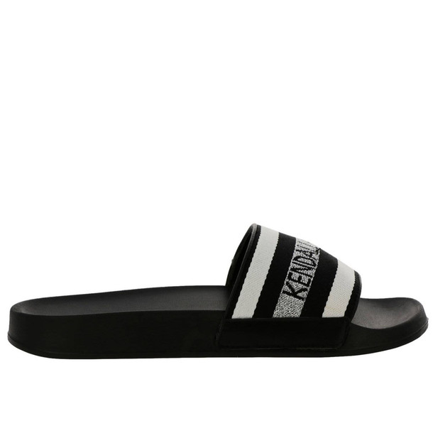 Kendall + Kylie Kendall + Kylie Flat Sandals Shoes Women Kendall + Kylie in black