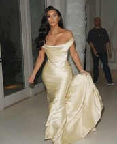 dress,kim kardashian,vivienne westwood,wedding dress,white,gown