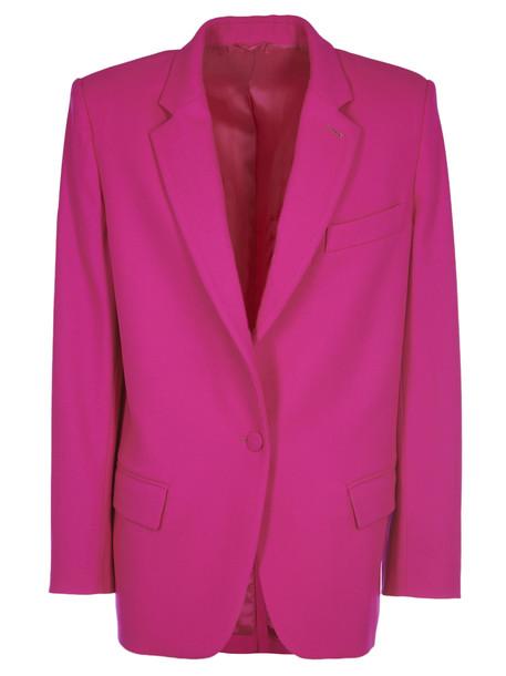 The Attico Fuchsia Jacket