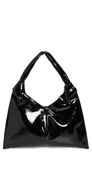 Little Liffner Knot Day Bag in black