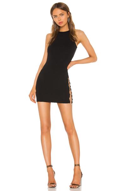 superdown Miliana O Ring Dress in black