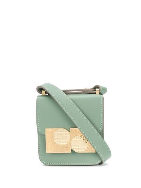 Ports 1961 Anika mini square cross-body bag in green