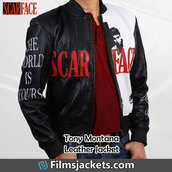 coat,al pacino,movie,scarface,leather jacket,jacket,fashion,outfit,style,menswear,mens  fashion,men's outfit,lifestyle