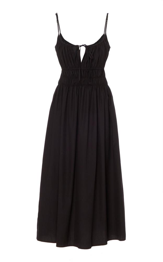 Ciao Lucia Gabriela Cotton Dress Size: XS in black