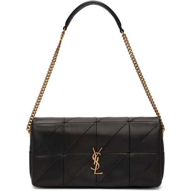 Saint Laurent Black Medium Jamie 99 Bag