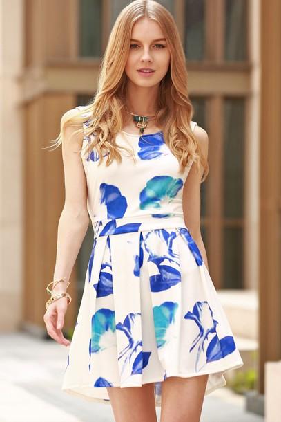 dress dressfo cute dress casual floral trendy summer dress