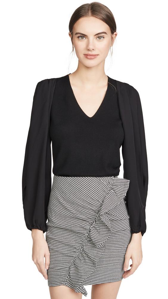 Kobi Halperin Malika Sweater in black