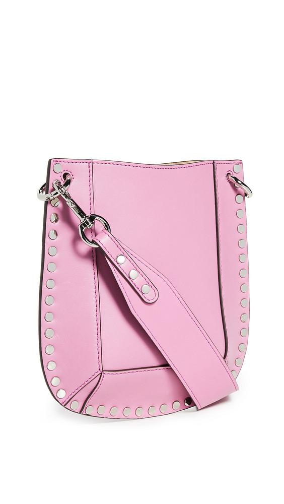 Isabel Marant Nasko New Bag in pink