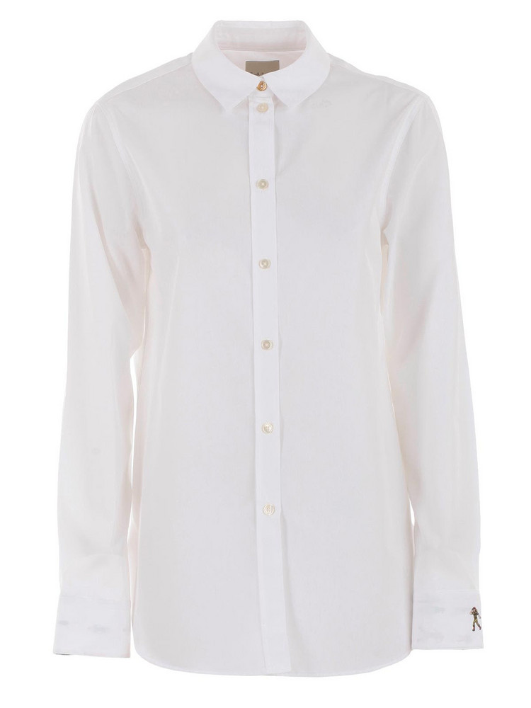 Paul Smith Classic Shirt in white