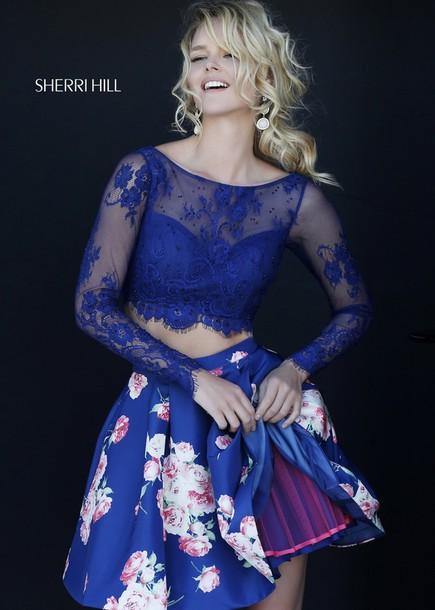 dress sherri hill 32323