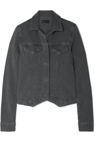 RtA - Jack Cotton Jacket - Dark gray