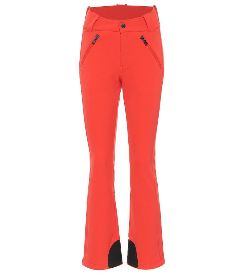 Bogner Haze ski pants in red