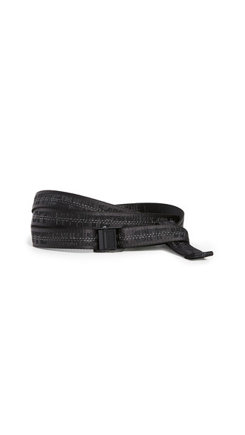 Off-White Mini Industrial Belt in black