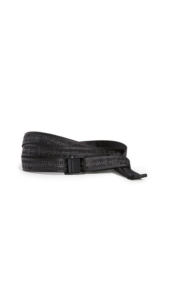 Off-White Mini Industrial Belt in black