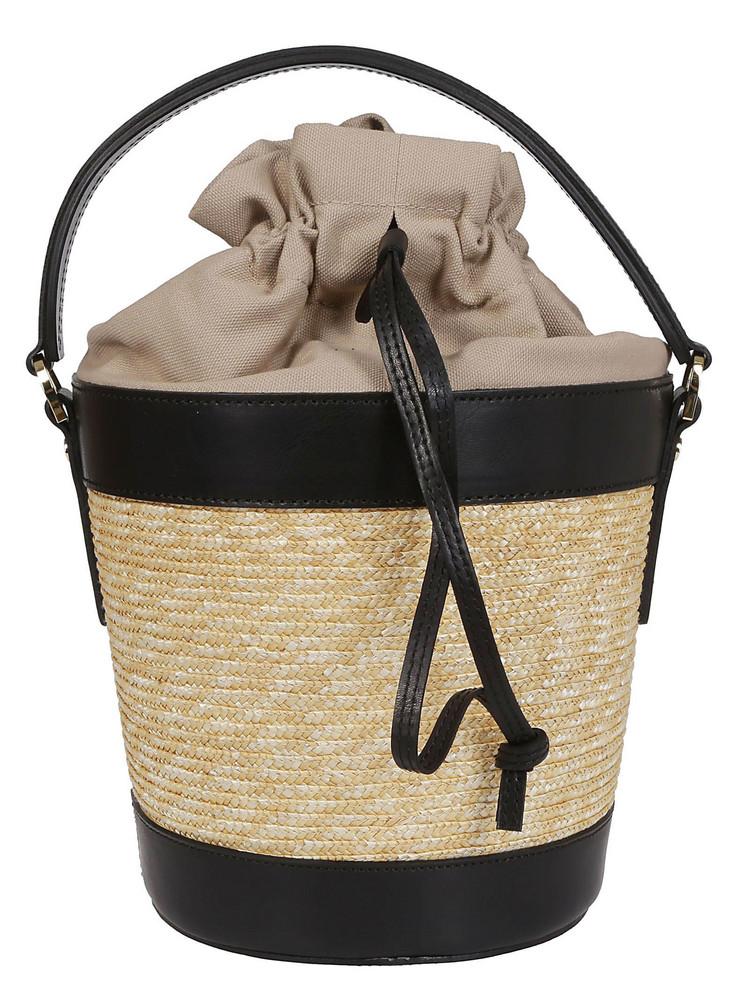 Gianni Chiarini Florenza Bucket Bag in black