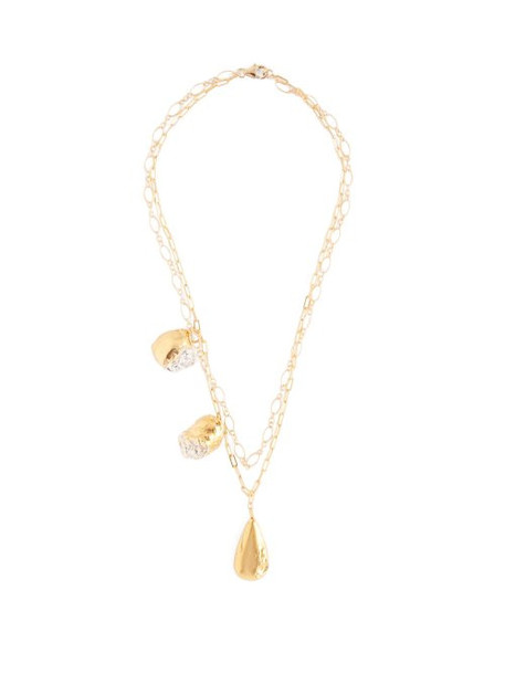 Alighieri - Family 24kt Gold Plated Necklace - Womens - Gold