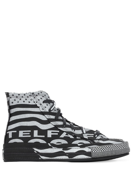 CONVERSE Telfar Chuck Taylor 70 High Sneakers in black / white