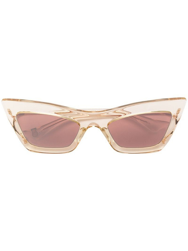 Dita Eyewear Erasur sunglasses in metallic