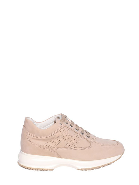 Hogan Interactive Sneakers in beige