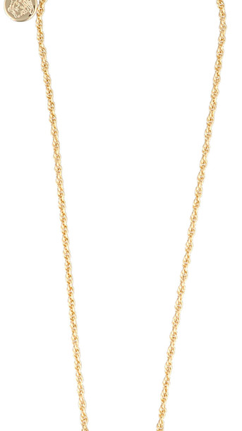 Versace Necklace in gold