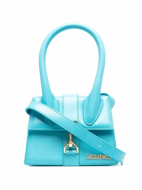 Jacquemus Le Chiquito Montagne mini bag - Blue