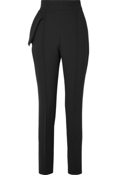 Maticevski - Toreador Cady Tapered Pants - Black
