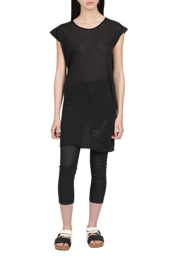 DRKSHDW Short Sleeve T-Shirt in nero
