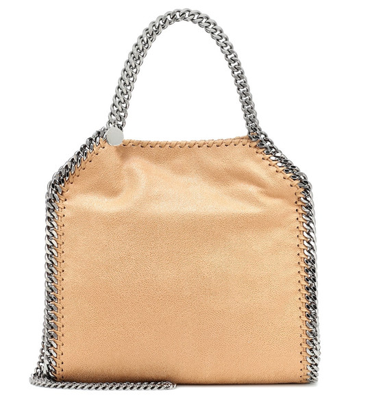 Stella McCartney Falabella Mini tote in beige