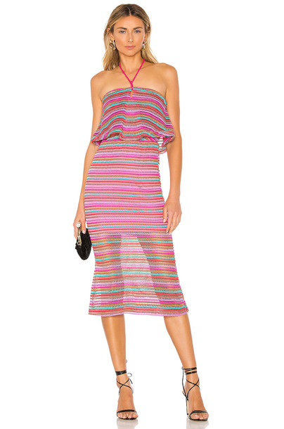 House of Harlow 1960 X REVOLVE Dries Dress in pink