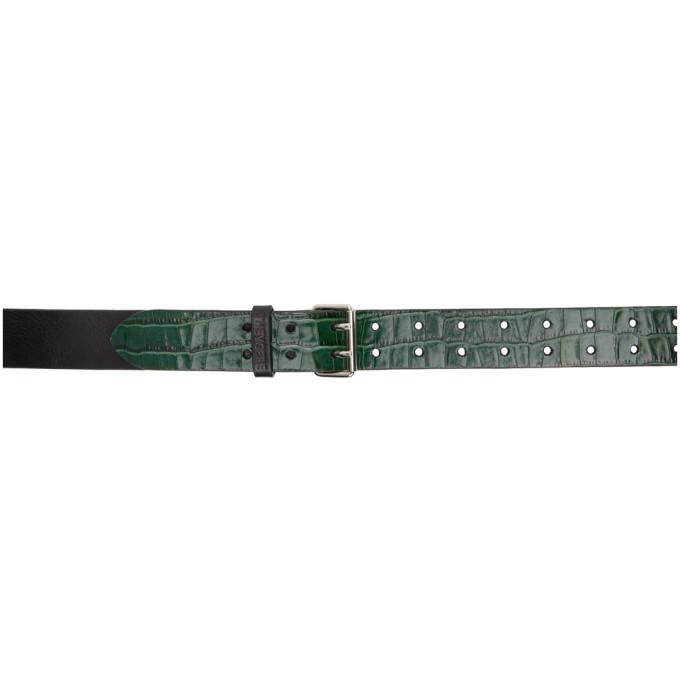 Dheygere Multicolor 4-in-1 Belt in multi