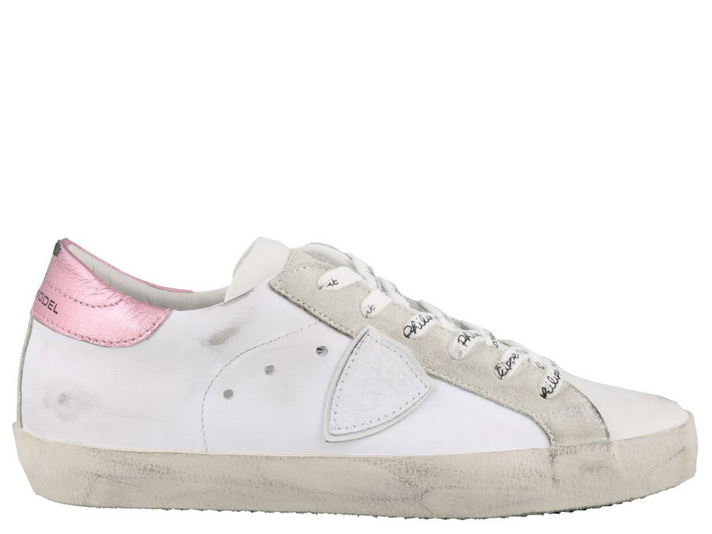 Philippe Model Paris Sneakers in rose