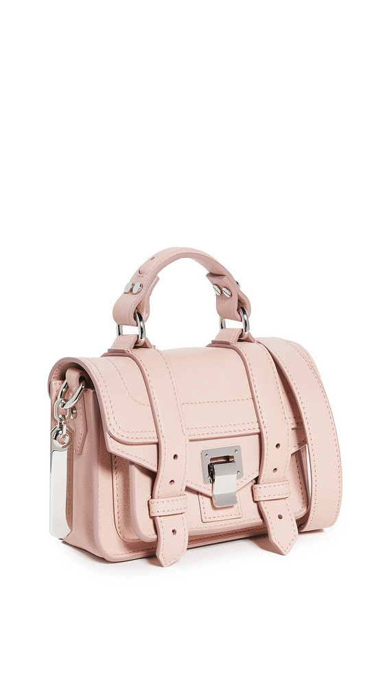 Proenza Schouler PS1 Micro Bag in rose