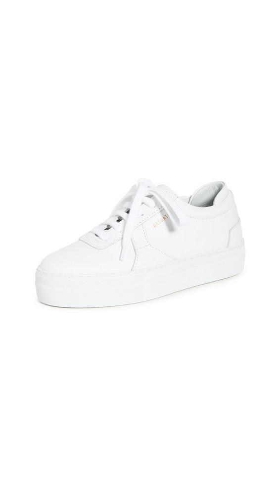 Axel Arigato Platform Sneakers in white
