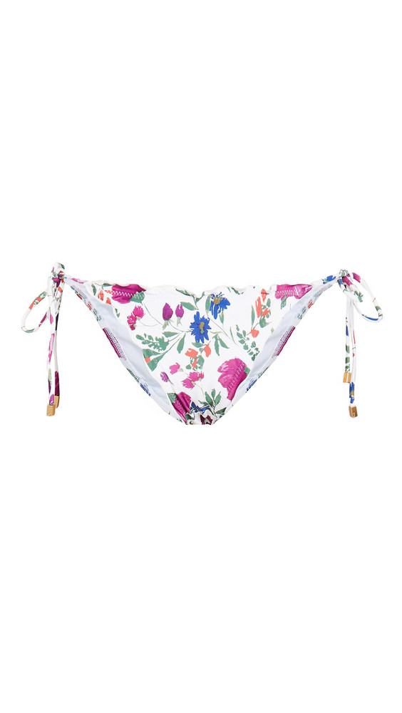ViX Swimwear Clover Ripple Bikini Bottoms in multi