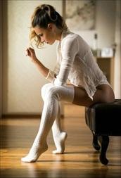 leggings,white,socks,knee high,knee high socks,thigh highs,white thigh high socks,thigh high sock