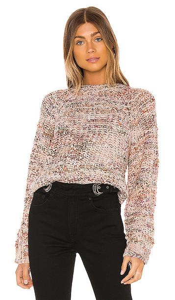 Joie Danniello Sweater in Pink