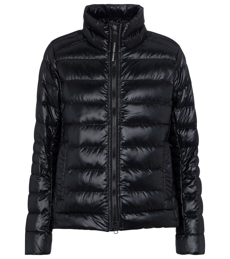 Canada Goose Cypress down jacket in black