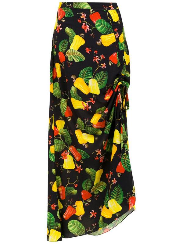 Isolda Aysha skirt in black