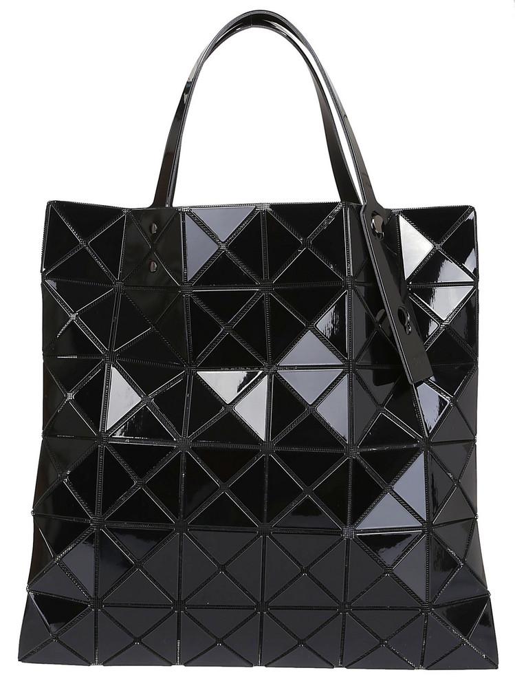 Bao Bao Issey Miyake Prism Shopper Bag in black