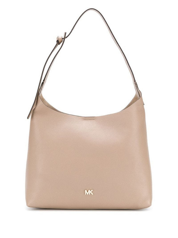 Michael Michael Kors Junie shoulder bag in neutrals