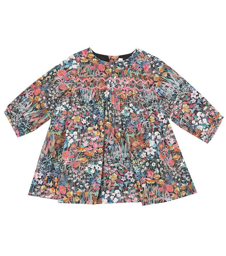 Bonpoint Baby Felicie floral cotton dress