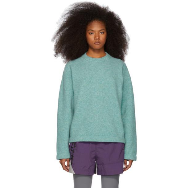 alexanderwang.t Blue Teepee Sweater